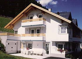 Appartementhaus in Mathon nahe Ischgl